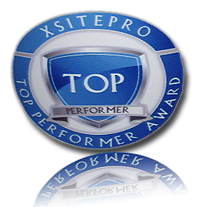 XSitePro Top Performer