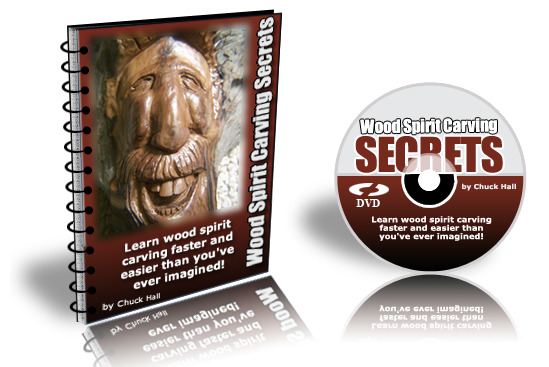 Wood carving e book cover w dvd creative compulsions