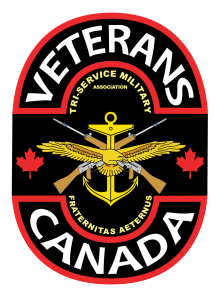 Tri-Vets Service Patch