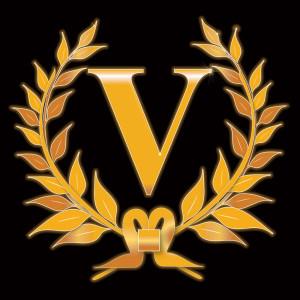 v company logo  Logo